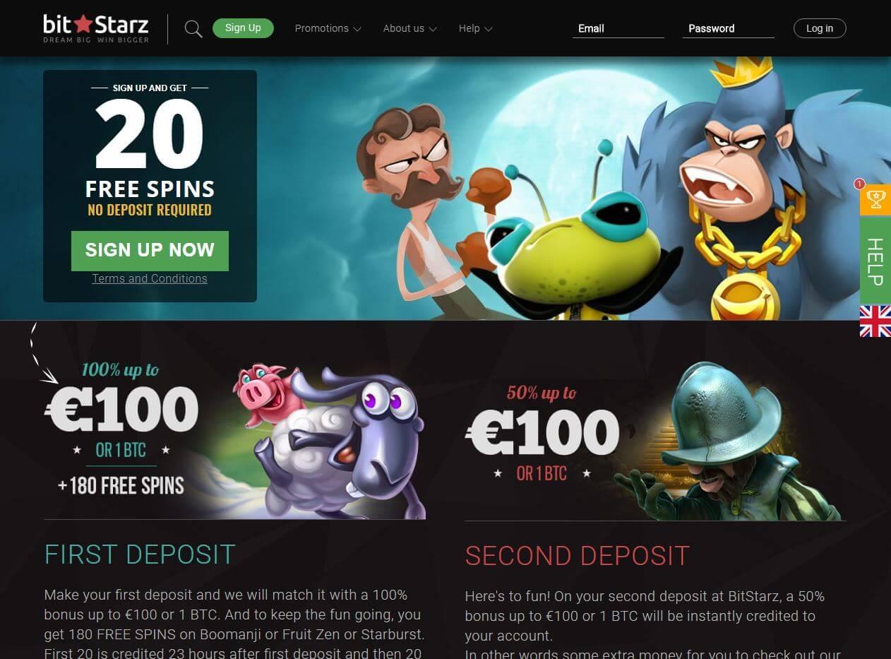bitstarz casino бонус